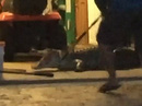 """Tá hỏa phát hiện cá sấu """"nằm chờ"""" trong nhà để xe"""