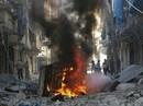 """Tròn 1 năm Nga không kích ở Syria, """"hơn 9.300 người thiệt mạng"""""""