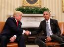 """Rời Nhà Trắng, Tổng thống Obama vẫn """"soi"""" ông Trump"""