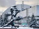 """Ukraine """"chôn"""" Chernobyl trong """"quan tài"""" khổng lồ"""