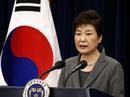 """Hàn Quốc: Bà Park Geun-hye xin lỗi vì """"sơ suất"""""""