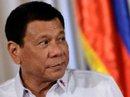 Tổng thống Duterte công khai bảo vệ Trung Quốc