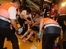 Đài Loan: Nổ trên tàu điện, 24 người bị thương
