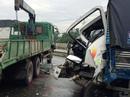 TP HCM: Xe tải tông nhau kinh hoàng trên Quốc lộ 1