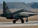 Chiến đấu cơ Su-25 của Nga rơi vào khu dân cư