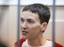 Tòa án Nga kết án nữ phi công Ukraine 22 năm tù