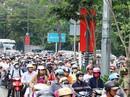 Sân bay Tân Sơn Nhất quá tải từ trong ra ngoài: Lo chuyện ngập nước