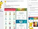 Sôi động thị trường tài khoản Pokémon Go