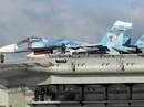 Chiến đấu cơ từ tàu sân bay Nga đâm xuống biển Địa Trung Hải