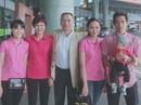CLB Sài Gòn bịn rịn chia tay người thân trước giờ vào TP HCM