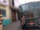 TP HCM: Xe tải nặng đua nhau đi vào giờ cấm