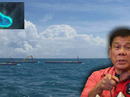Philippines phát hiện sà lan Trung Quốc ở bãi cạn Scarborough
