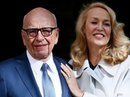 Trùm truyền thông Murdoch làm chú rể ở tuổi 84