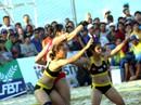 Thắng nghẹt thở Trung Quốc, bóng ném nữ Việt Nam vô địch