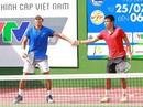 Lý Hoàng Nam lần thứ hai vô địch đôi nam giải Futures