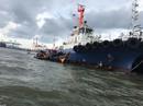 Chìm sà lan, nữ thuyền trưởng mất tích