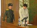 """Sinh viên Mỹ bị bắt vì """"trộm biểu ngữ"""" ở Triều Tiên"""