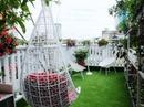 Chủ nhà chi 15 triệu biến sân sơ sài thành vườn xinh xắn