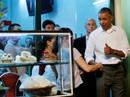 In hình Obama lên menu, bún chả Hương Liên có phạm luật?