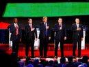 """Donald Trump nghẹt thở trong cuộc tranh luận trước """"siêu thứ ba"""""""