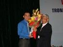 Ông Nguyễn Bá Cảnh trúng cử đại biểu HĐND TP Đà Nẵng