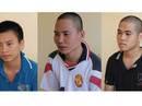 Bắt 3 tên cướp hoành hành dọc quốc lộ nhiều tỉnh miền Tây