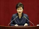 """Hàn Quốc """"nóng mặt"""" vì Triều Tiên bêu xấu Tổng thống Park"""