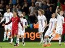Bị cầm hoà, Ronaldo cay cú mỉa mai Iceland