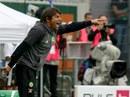 Conte tuyên bố giúp Hazard sánh ngang Ronaldo và Messi