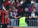 Balotelli ghi 6 bàn sau 5 trận cho Nice