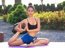 Bài Yoga để sở hữu 3 vòng nóng bỏng
