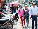 Sài Gòn còn đâu lề đường!