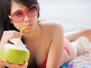 Uống nước dừa dù chỉ 1 tuần cũng đủ làm bạn lột xác
