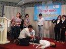 Tập huấn kỹ năng xử lý tai nạn lao động