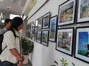 Triển lãm ảnh về quận 1, TP HCM