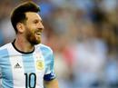Messi chính thức trở lại tuyển Argentina