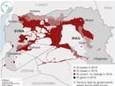 IS mất 28% lãnh thổ ở Syria và Iraq