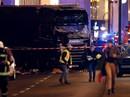 Đức: Xe tải lao vào chợ Giáng sinh, hơn 60 người thương vong