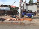 Va chạm xe tải, người bán trái cây thiệt mạng