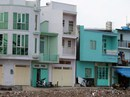 Nhà phố mini hơn 100 triệu đồng mỗi m2 ở Sài Gòn