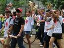 Người đồng tính rộn ràng xuống phố Hà Nội