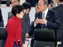 """Ông Ban Ki-moon """"chê"""" chính quyền Tổng thống Park"""