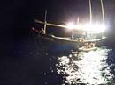 """""""Anh hùng Chan Chu"""" gặp nạn trên biển đã vào bờ an toàn"""