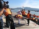 Biên Phòng Đà Nẵng và Hải quân Mỹ diễn tập cứu nạn trên sông Hàn