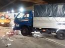 Vụ tai nạn ở hầm sông Sài Gòn: Chưa xác định được tốc độ xe tải