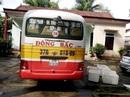 Phát hiện xe buýt vận chuyển 6 thùng nội tạng thối