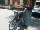 Chàng trai đạp xe xuyên Việt 2.000 km xin hiến thận