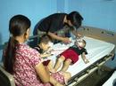 Nổ bóng bay đêm trung thu, 9 người nhập viện
