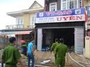 Đà Lạt: Cháy lớn tại đại lý gas, 3 người nhập viện