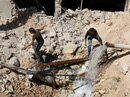 Chiến sự leo thang ở Syria